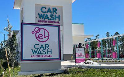 El Car Wash Opens New Facility to Serve Palmetto Bay & Pinecrest