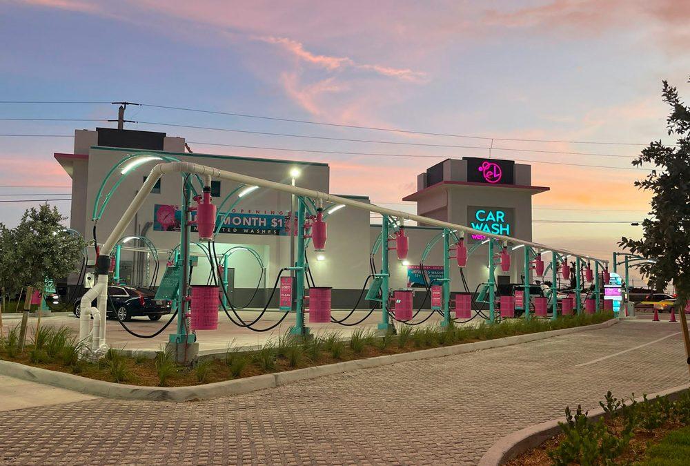 El Car Wash Opens Thirteenth Location